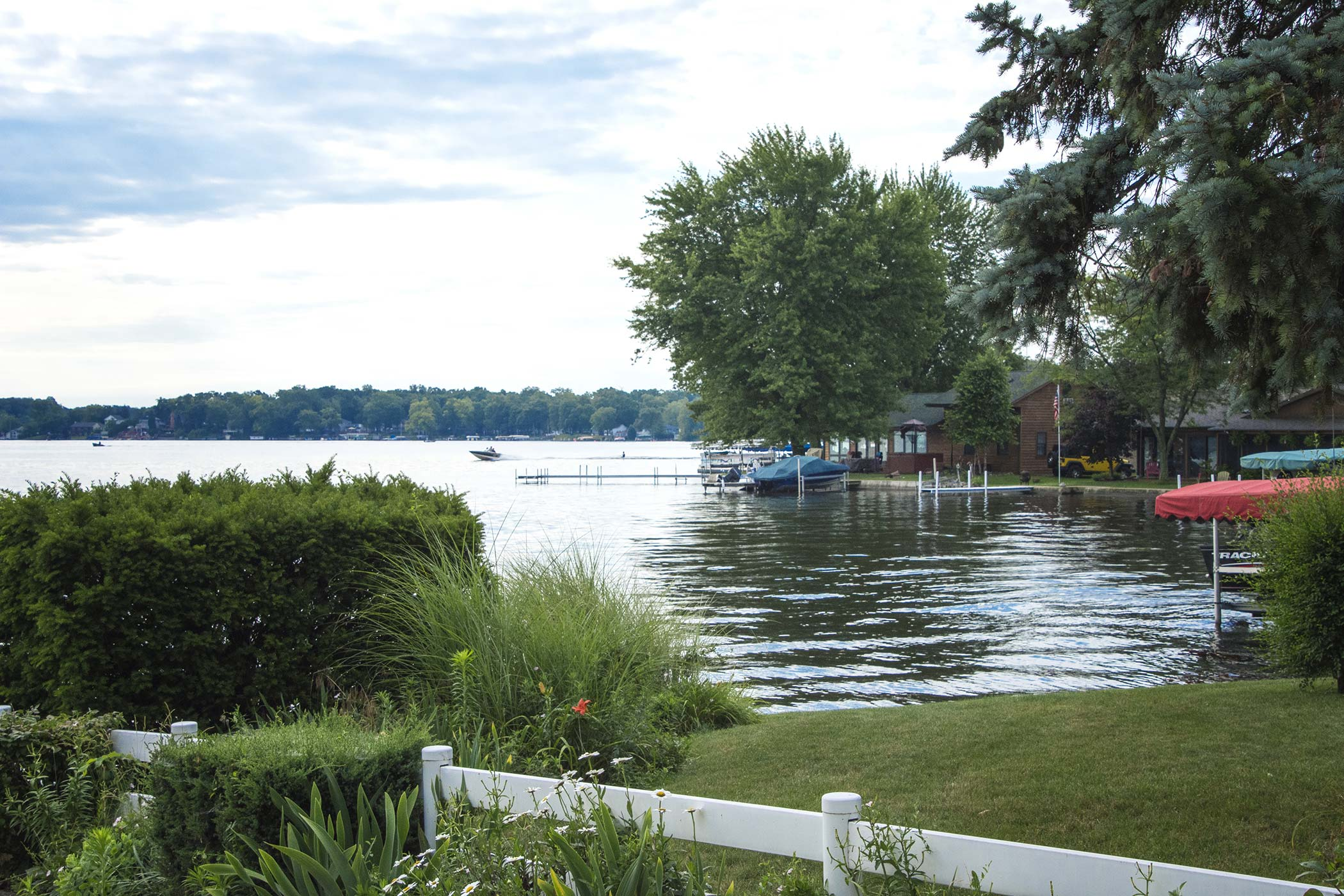 Homes For Sale On Webster Lake Indiana